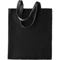 Tassen Dames Tote tassen / Boodschappentassen Kimood KI009 Zwart