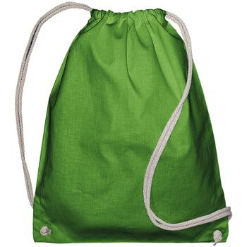 Tassen Kinderen Sporttas Bags By Jassz 60257 Lichtgroen