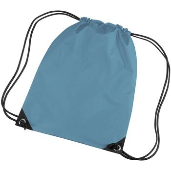 Tassen Kinderen Sporttas Bagbase BG10 Oceaan Blauw