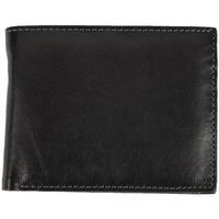 Tassen Heren Portefeuilles Eastern Counties Leather  Zwart