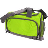 Tassen Sporttas Bagbase BG544 Kalk groen