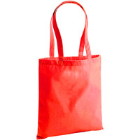 Tassen Tote tassen / Boodschappentassen Westford Mill W801 Klassiek rood