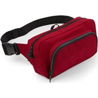 Tassen Heren Heuptassen Bagbase  Klassiek rood