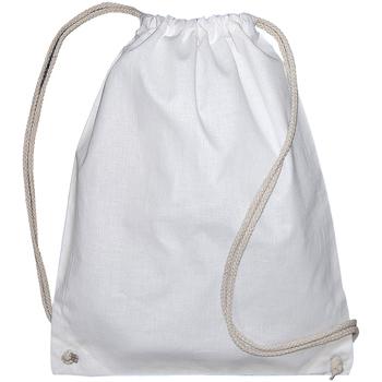 Tassen Kinderen Sporttas Bags By Jassz 60257 Wit