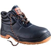 Schoenen Heren veiligheidsschoenen Result R340X Zwart/Oranje