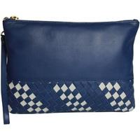 Tassen Dames Tasjes / Handtasjes Eastern Counties Leather  Blauw/steen