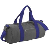 Tassen Reistassen Bagbase BG140 Lichtgrijs / Franse marine