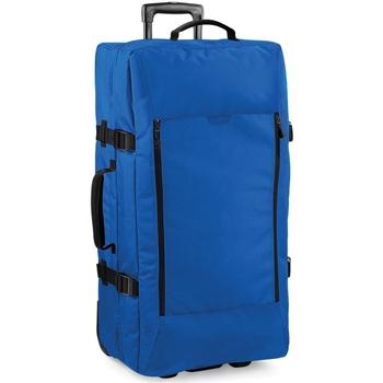 Tassen Soepele Koffers Bagbase BG463 Saffierblauw