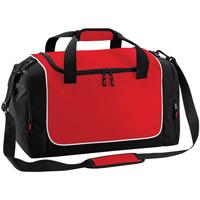 Tassen Sporttas Quadra QS77 Klassiek rood/zwart/wit