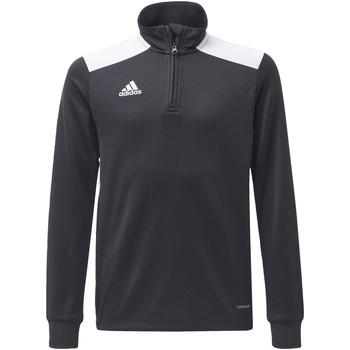 Textiel Kinderen Trainings jassen adidas Originals Regista 18 Training Sweatshirt Zwart