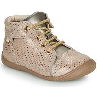 Schoenen Meisjes Laarzen GBB OLSA Beige