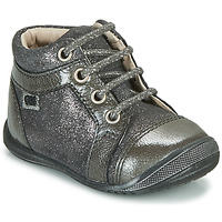 Schoenen Meisjes Hoge sneakers GBB OMANE Zwart