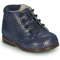 Schoenen Meisjes Hoge sneakers GBB TACOMA Blauw