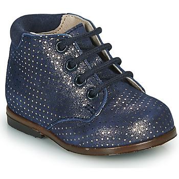 Schoenen Meisjes Laarzen GBB TACOMA Blauw