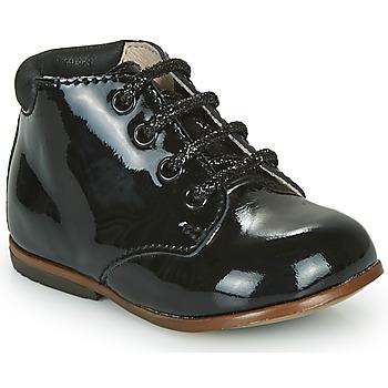 Schoenen Meisjes Laarzen GBB TACOMA Zwart