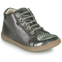 Schoenen Meisjes Hoge sneakers GBB FAMIA Grijs