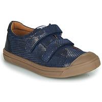 Schoenen Meisjes Lage sneakers GBB NOELLA Blauw