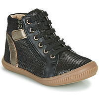 Schoenen Meisjes Hoge sneakers GBB RACHIDA Zwart