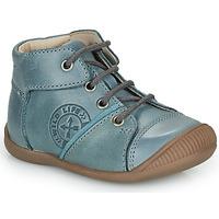 Schoenen Jongens Hoge sneakers GBB OULOU Blauw