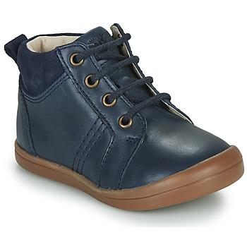 Schoenen Jongens Laarzen GBB NILS Blauw