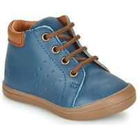 Schoenen Jongens Laarzen GBB TIDO Blauw