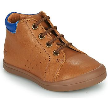 Schoenen Jongens Laarzen GBB TIDO Bruin