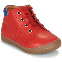 Schoenen Jongens Hoge sneakers GBB TIDO Rood