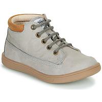 Schoenen Jongens Hoge sneakers GBB NORMAN Zwart
