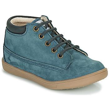 Schoenen Jongens Laarzen GBB NORMAN Blauw