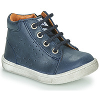 Schoenen Jongens Laarzen GBB FOLLIO Blauw