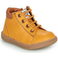 Schoenen Jongens Hoge sneakers GBB FOLLIO Oranje