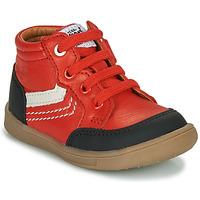 Schoenen Jongens Hoge sneakers GBB VIGO Rood