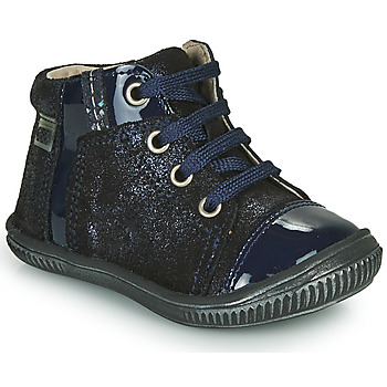Schoenen Meisjes Hoge sneakers GBB OUNA Blauw