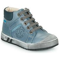 Schoenen Jongens Hoge sneakers GBB OLANGO Blauw