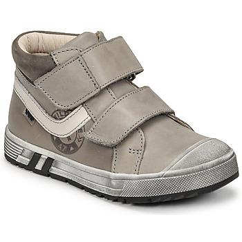 Schoenen Jongens Hoge sneakers GBB OMALLO Grijs