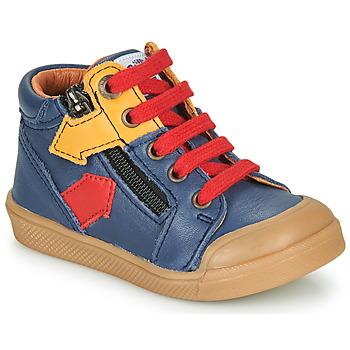 Schoenen Jongens Hoge sneakers GBB IONNIS Blauw
