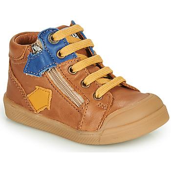 Schoenen Jongens Hoge sneakers GBB IONNIS Bruin
