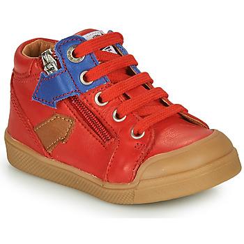 Schoenen Jongens Hoge sneakers GBB IONNIS Rood