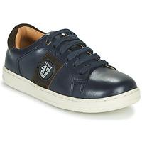 Schoenen Jongens Lage sneakers GBB MIRZO Blauw