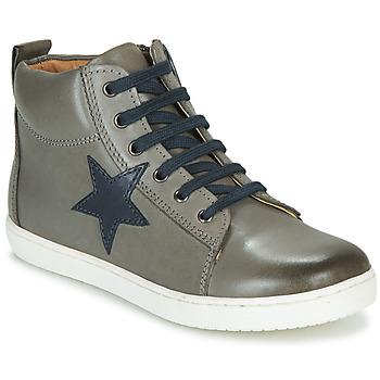 Schoenen Jongens Hoge sneakers GBB KANY Grijs