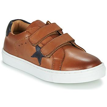 Schoenen Jongens Lage sneakers GBB DANAY Bruin