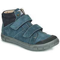 Schoenen Jongens Hoge sneakers GBB HENI Blauw