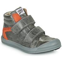 Schoenen Jongens Hoge sneakers GBB KOLAN Grijs
