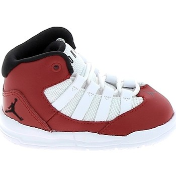 Schoenen Kinderen Basketbal Nike Jordan Max Aura BB Rouge Blanc AQ9215-602 Rood