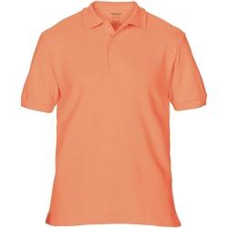 Textiel Heren Polo's korte mouwen Gildan Premium Terracota