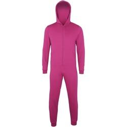 Textiel Kinderen Pyjama's / nachthemden Colortone CC01J Heet Roze