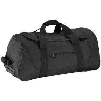 Tassen Soepele Koffers Quadra QD904 Zwart