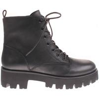 Schoenen Dames Laarzen SPM Arianne ankle boot nubuck 25189980 Zwart