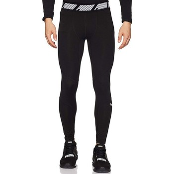 Textiel Heren Leggings Puma  Zwart