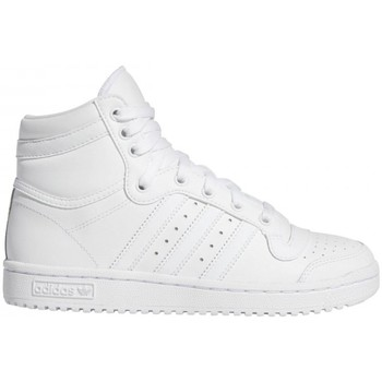 Schoenen Kinderen Hoge sneakers adidas Originals  Wit